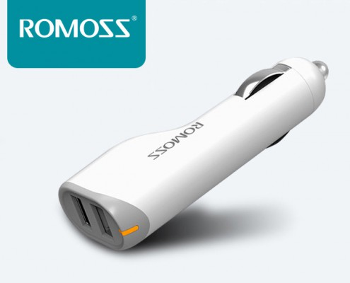 Romoss laptop charger for cars